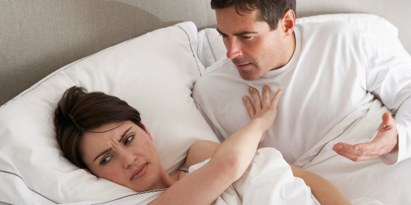 Pay attention to early these problems in your relationship